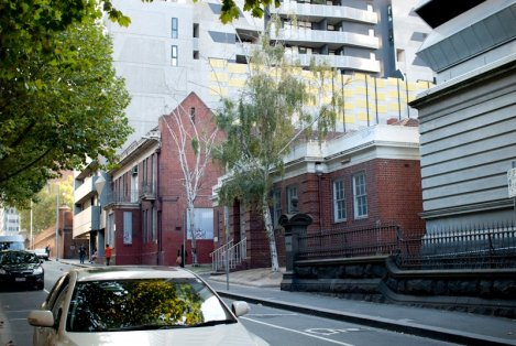 Lt Lonsdale Streetscape under threat