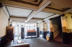 First-floor lobby