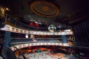 Auditorium - balcony