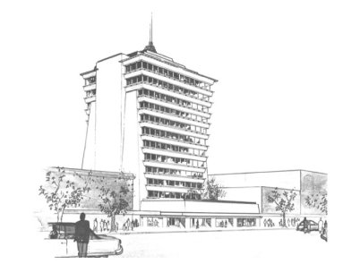 Hoyts Drawn Perspective