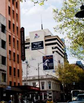 Hoyts from Bourke St