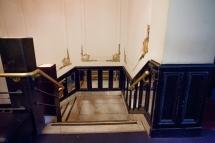 Lobby Stairwell Dado