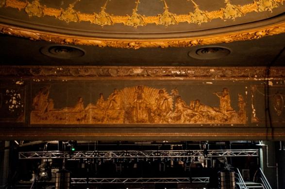 Auditorium - Ceiling