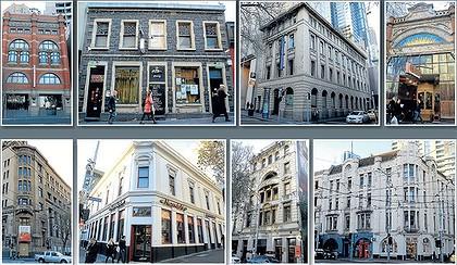 C186 facades