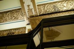 Block Court Arcade, Collins St. 1929. Melbourn'es first and still one of its best Art Deco interiors