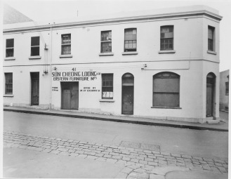 Oddfellows Hotel c1950
