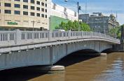 Spencer Street Bridge 1930