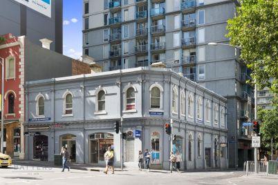 Fmr Hotel Alexandra, Russel Street