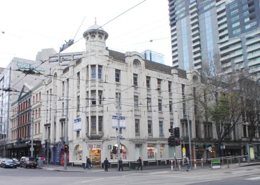 Charles Hotham Hotel, Flinders Street